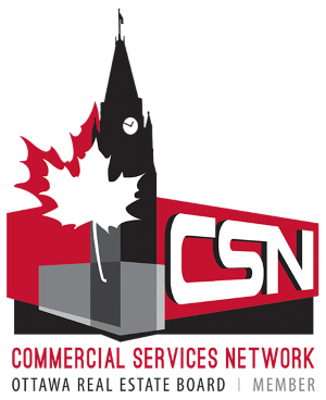 Member of Commercial Services Network, Ottawa Real Estate Board